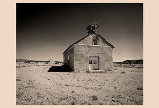 Santa Rosalia Church I, Moquino, New Mexico
