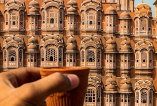 CHAI- The drink of India
