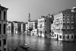 Rialto Bridge View, Venice