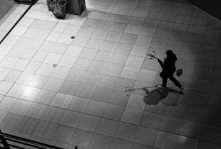 L'ombre au trident