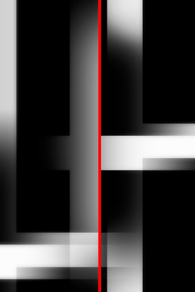 A Thin Red line.