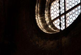 Window, Santa Maria dei Frari, Venice