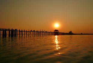 Pont U Bein Mandalay