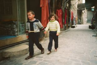 Going For A Walk © Clara Abi Nader
