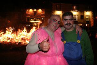 Allendale Tar Barls Festival, UK