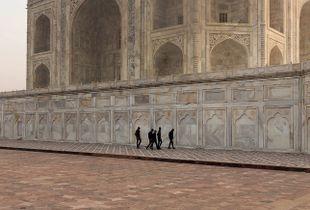 Taj Mahal/India