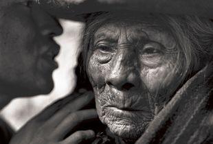 Doña Lucia, Chinchero, Peru