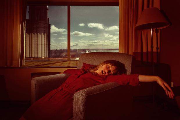 Psycho - Hotel room 01