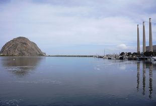From the series Sixteen of Thirty-Six Views of Morro Bay