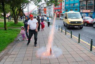 Rally Quito