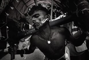 Bearing The Kavadi