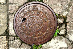 Irish Ulsce Celtic Design