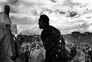 Coptic Baptism