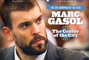 Marc Gasol Memphian of the Year