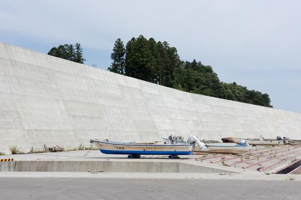 Dry Dock, Rikuzentakata 2019