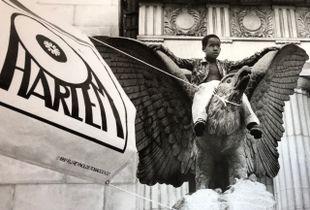 Harlem Boy on Wings