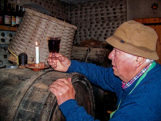 L'arte di fare il vino buono