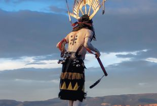 Apache Dancer