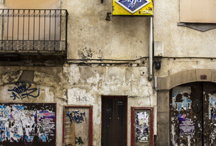 Once upon a time...a film photography shop. 2015. Jaca (Spain).