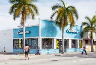 Calle8 #035. Urban explorations of Little Havana in Miami, Florida