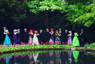 A Very English Occasion - 2019 Helston Floral Dance