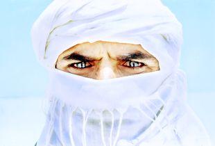 The Desert's eyes, Tunisia.