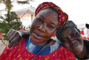 les femmes de Darou ( Senegal )