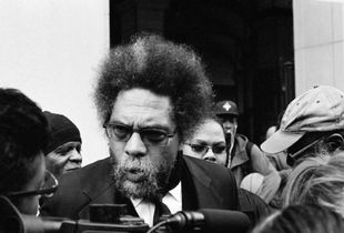 Untitled, Dr. Cornell West