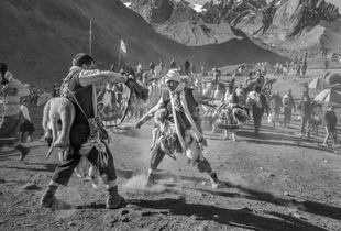 Qoyllur Ritt'i festival, Cucsco, Peru