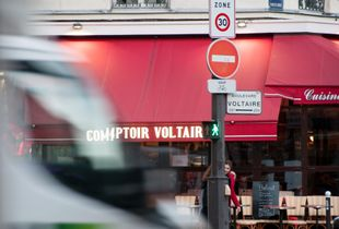 Restaurant Comptoir Voltaire