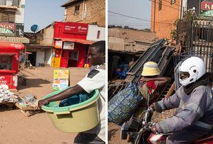 From Kampala to Gulu  29