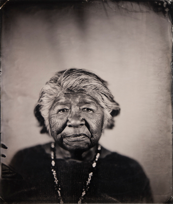 Marie, The Last Known Speaker of Wukshumni