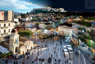 "<a href=""https://andrewprokos.com/photo/night-and-day-acropolis-athens/"">Night & Day - View of the Acropolis from Monastiraki</a>"