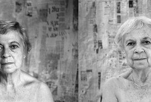 Ibi in 1989/ Ibi in 2007