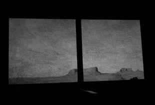 Somewhere... in Monument Valley, UT