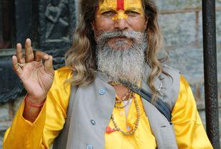 Sadhu of Nepal.