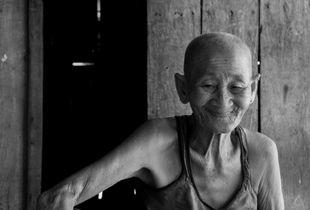 Cambodian Woman #1