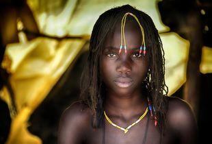 Bambina Himba