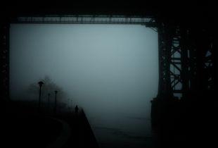 Bridge in Fog 3