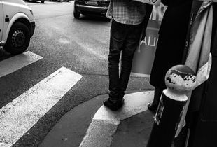 Protest in Paris