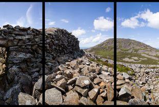 Tre'r Ceiri , Yr Eifl, Trefor, Llŷn Peninsula, Wales, MMXIX
