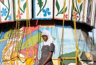 Youth at Luna Parc