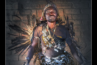 Mr. Chuse-Yatena is an important Sangoma, medicine man and Witch-Docter in the Nkhotakota area and the personal advisor to chief Kapanga 2 of this area.