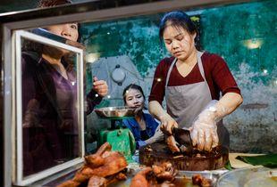 Street Kitchen Vietnam