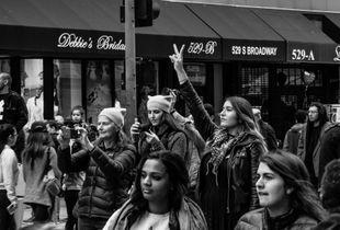 Peace on Broadway