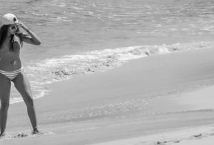 At Tamarindo Beach
