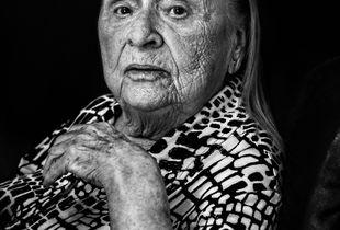 Ella Lucak Rogozinski, 91, Holocaust survivor, Auschwitz (A5674)