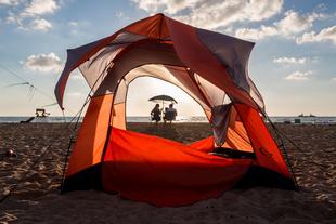 InteriorExterior#1 - The Tent