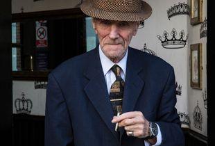 Steve, the hat in Islington, London