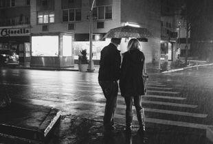 Rain on 6th Avenue